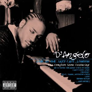d-'angelo live at the jazz cafe, london