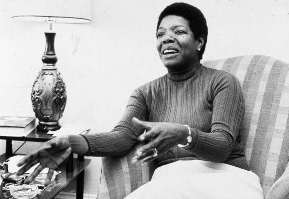 """Dr. Angelou first African American woman to direct a major motion picture """"Down in the Delta"""" in 1998."""