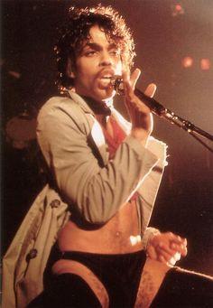Prince in undies