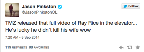 NFL Player Reaction