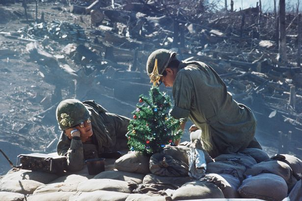 christmas in vietnam