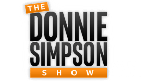 Donnie Simpson - logo