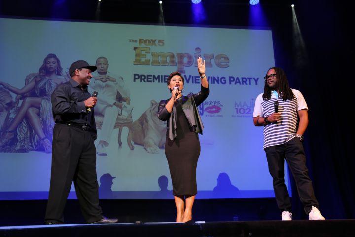 Empire Season 2 Premiere Party
