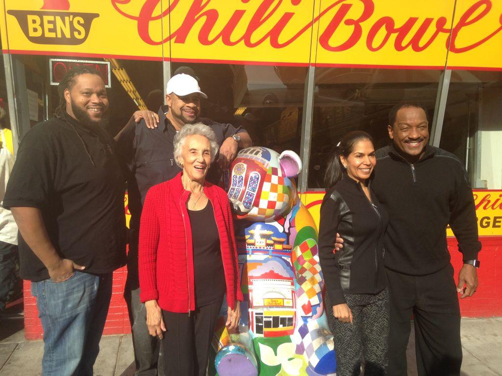 Donnie Russ Bens Chili Bowl