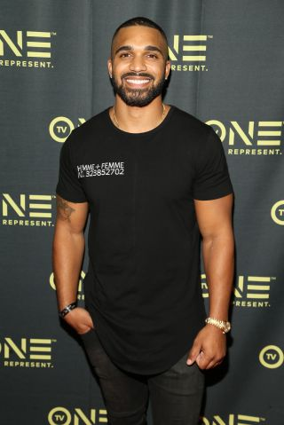 "[Photos] Russ Parr's ""Ringside"" Screening Red Carpet"