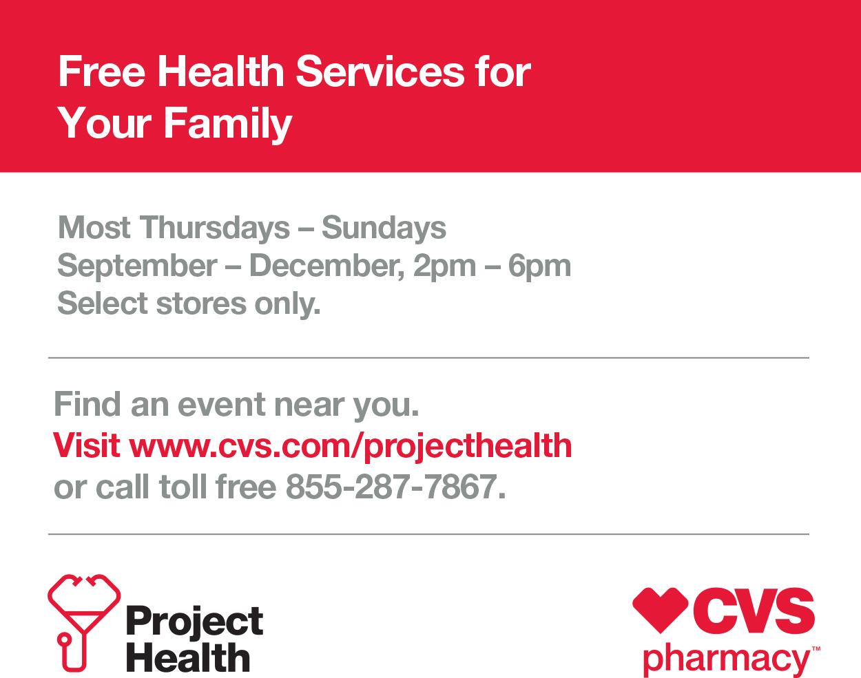 CVS Health Screening