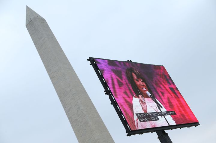 National Museum Of African American History & Culture Opening
