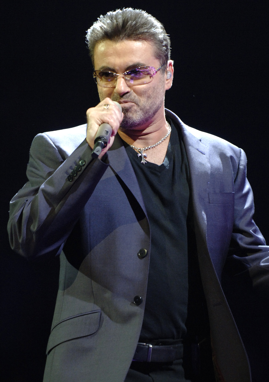 USA - George Michael Performs in San Jose
