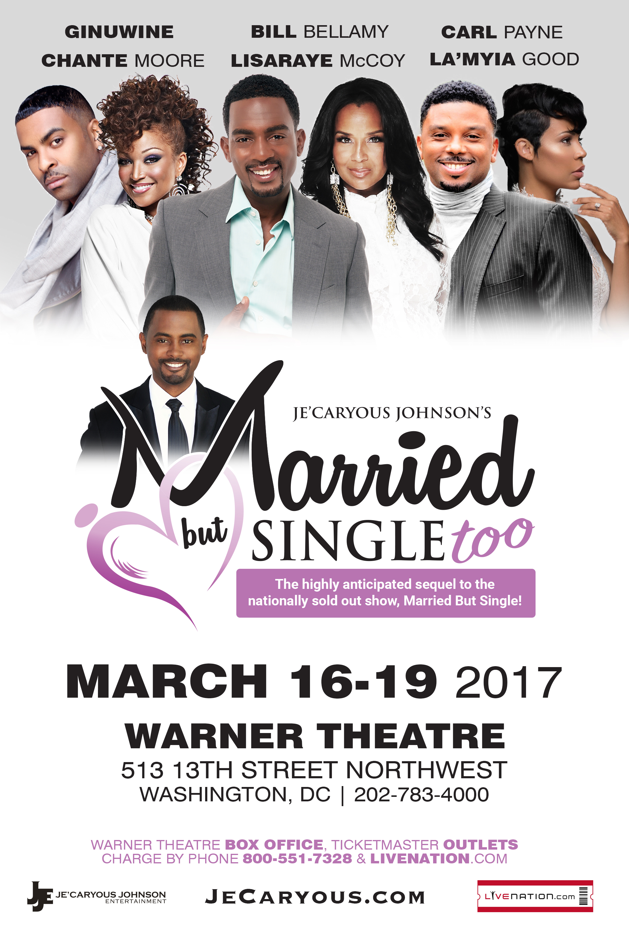 Married But Single Too Poster