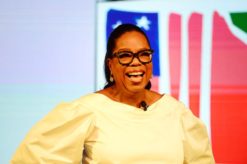 Oprah Winfrey Inspires South African Young Women