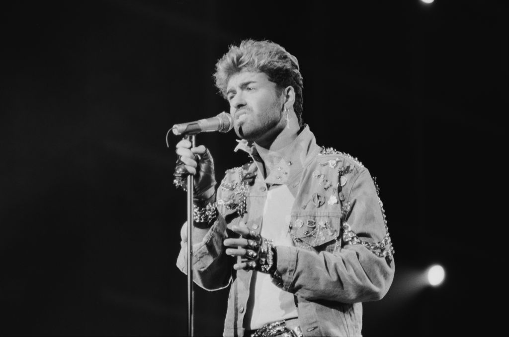 George Michael's First Solo Tour