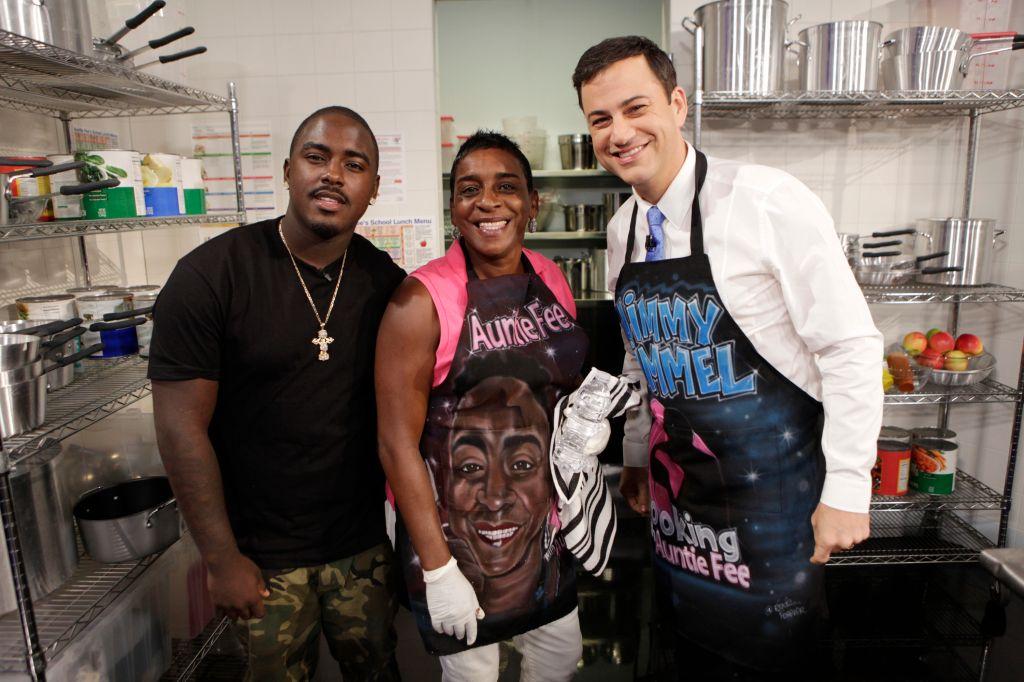 ABC's 'Jimmy Kimmel Live' - Season 12