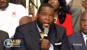 Dr. Umar Johnson: We Must Fight For Ourselves, Not Everybody Else
