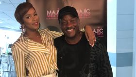 LeToya Luckett Sits Down With Donnie Simpson