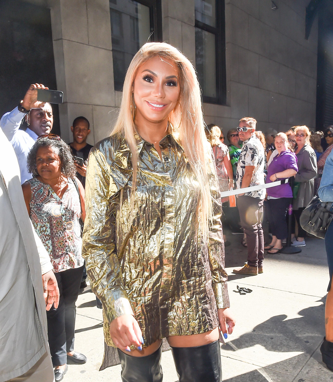 Celebrity Sightings in New York City - September 28, 2017