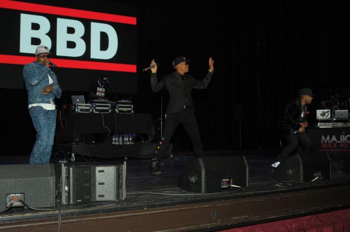 Donnie Simpson 40th Anniversary Tribute Show