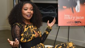 Being Mary Jane LA Press Event