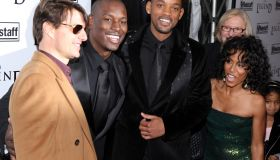 Warner Brothers Premiere Of 'I Am Legend'