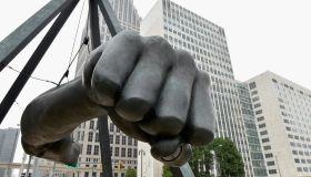 Detroit Exteriors And Landmarks
