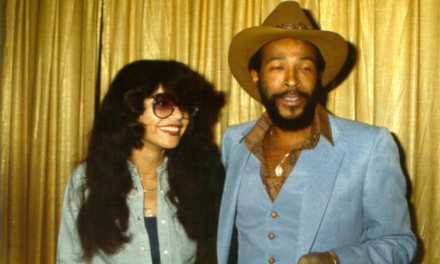 Marvin Gaye & Janice Gaye