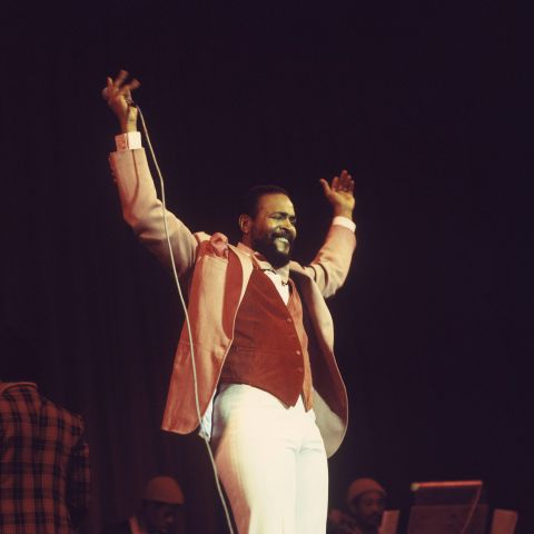 Photo of Marvin GAYE