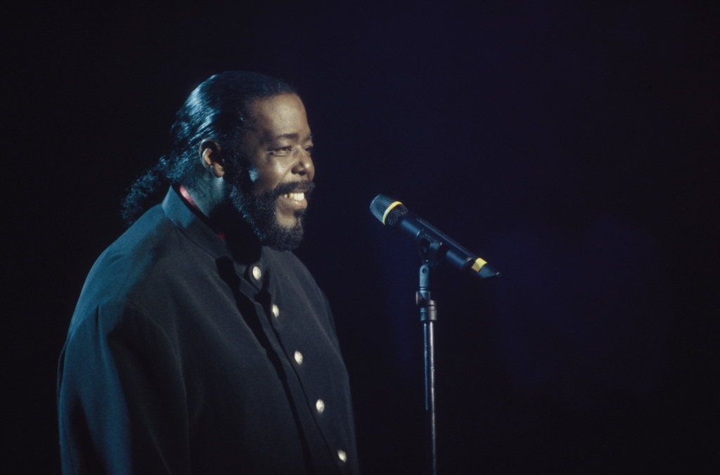 Barry White Performing on Taratata