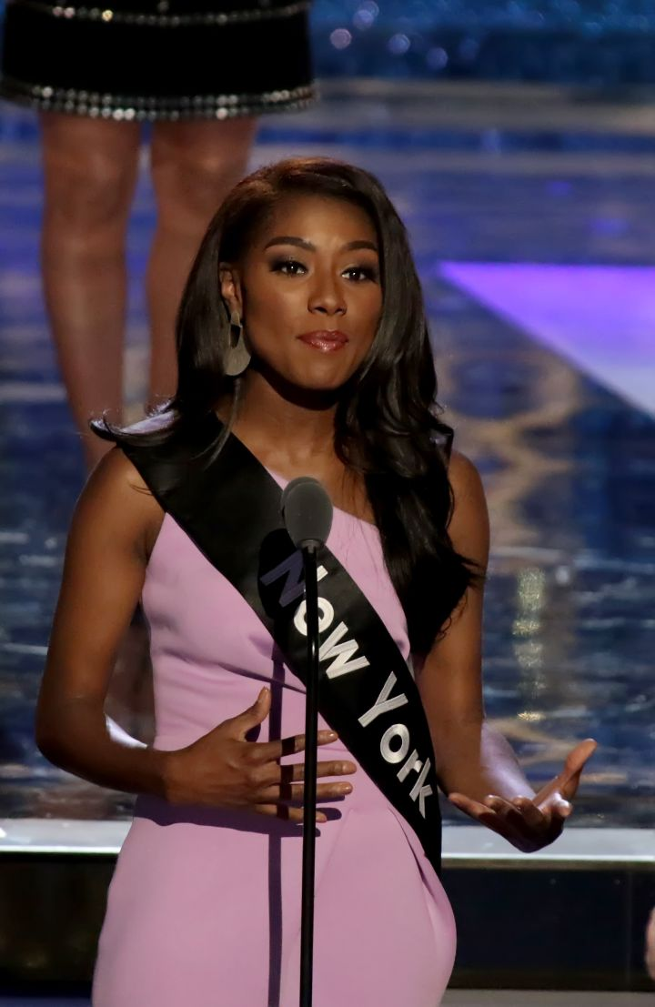 2019 Miss America Pageant - Finals