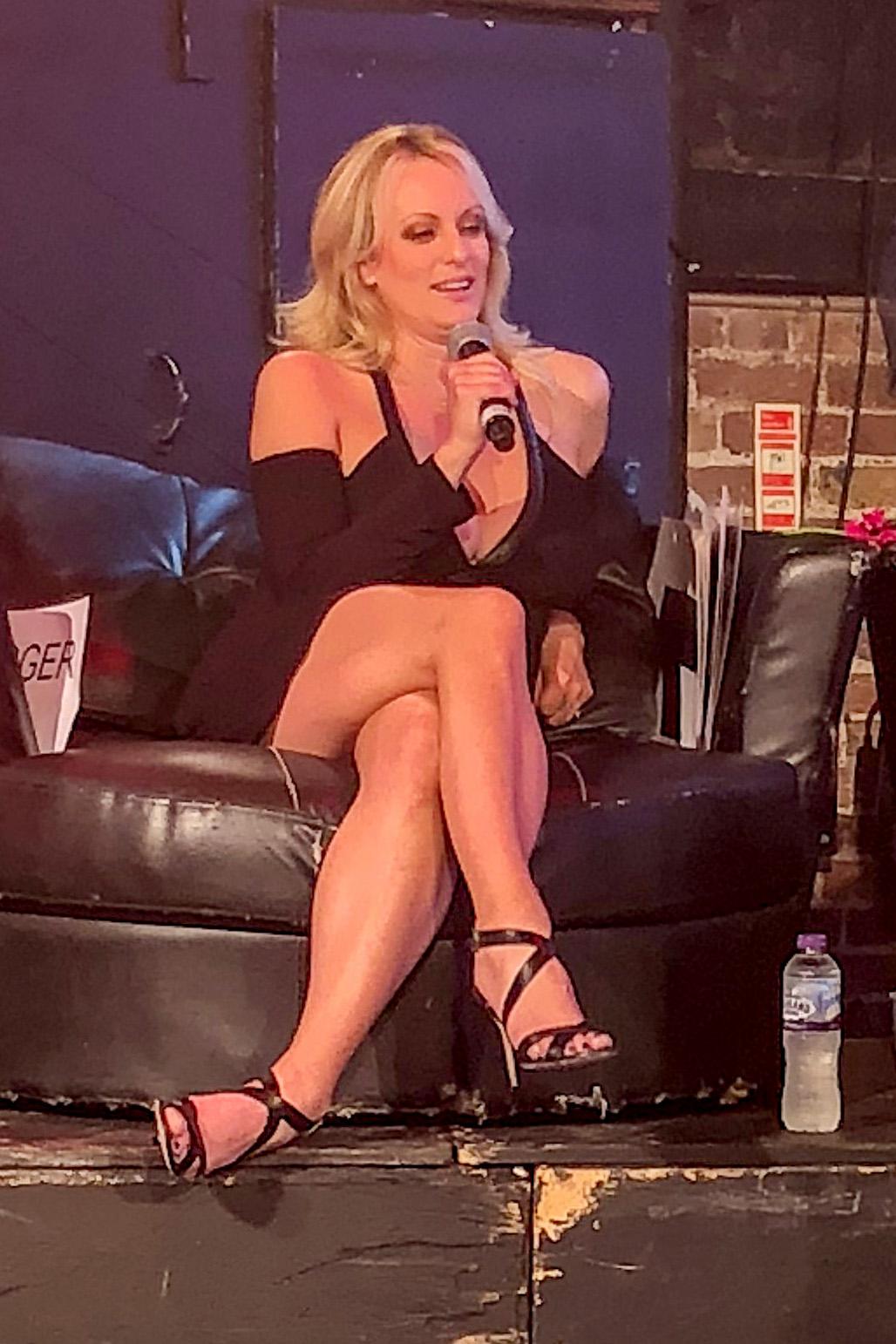 Stormy Daniels at G-A-Y Porn Idol