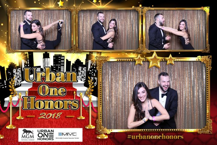 Check Out The Great Moments At The Urban One Honors Photo Booth