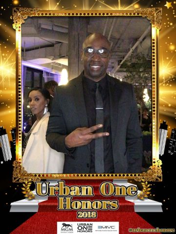 Urban One Honors IPad Photo Booth