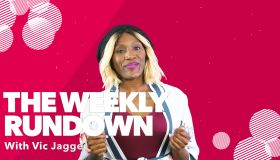 The Weekly Rundown With Vic Jagger
