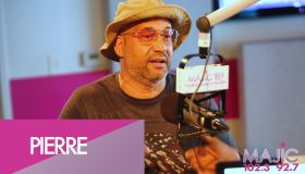#VJInTheMidday: Comedian Pierre