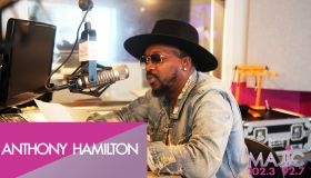 Vic Jagger With Anthony Hamilton