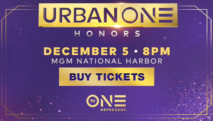 Urban One Honors Banners