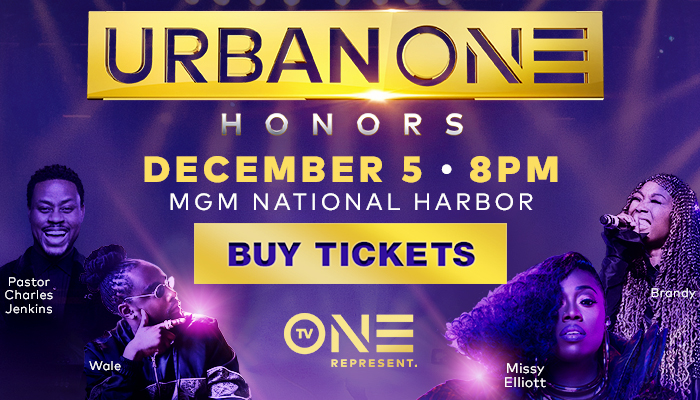 Urban One Honors With Artists