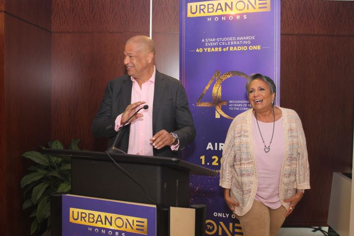 Urban One Honors Press Conference