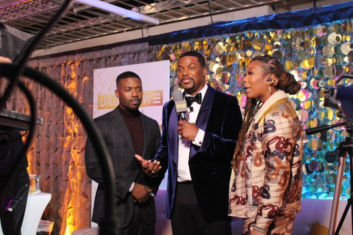 Urban One Honors VIP Lounge