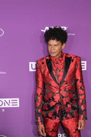 Urban One Honors Purple Carpet