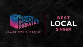 Great Debates: Best Local Singer