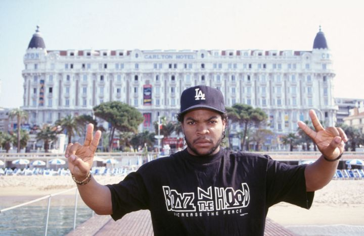 Ice Cube à Cannes