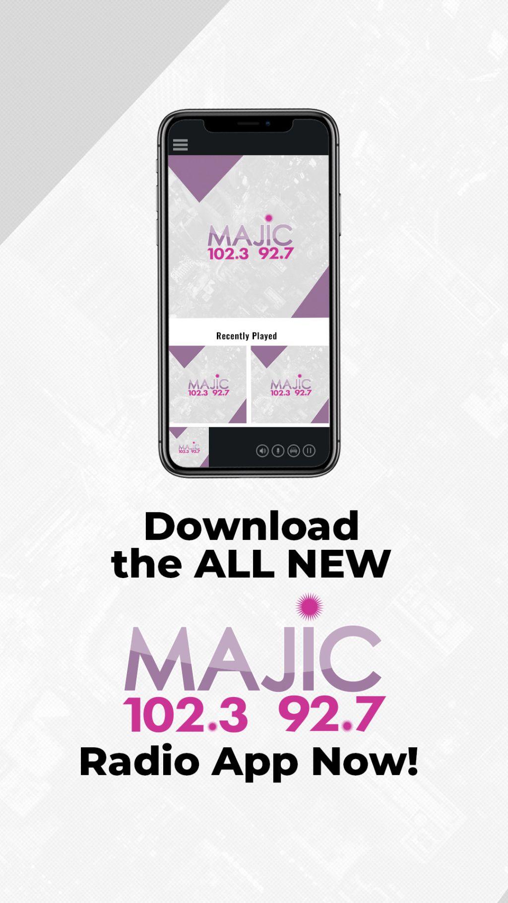 Majic DC App