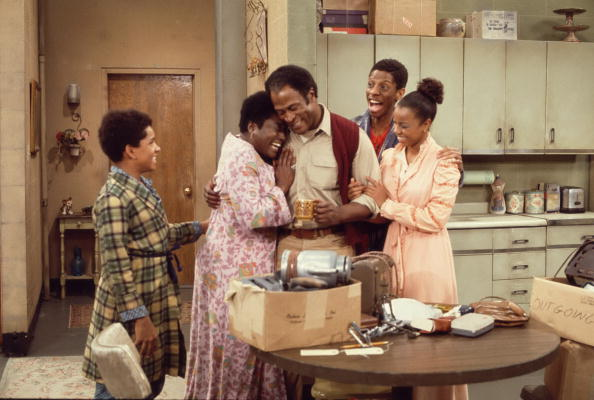 Scene From 'Good Times'