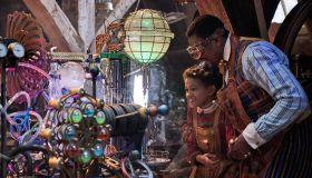 Jingle Jangle: A Christmas Movie, Key Art, Netflix