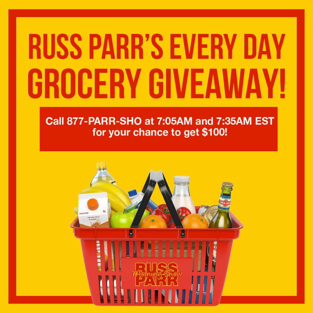 Russ Parr's Everyday Grocery Giveaway
