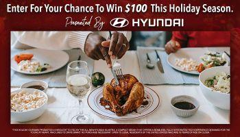 Hyundai November Contest