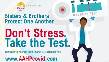 The Fit Fathers Foundation Free Covid-19 Testing