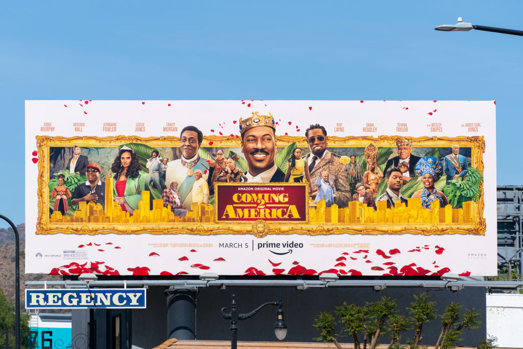 Did You Know There Was A Coming To America TV Show? [Watch]