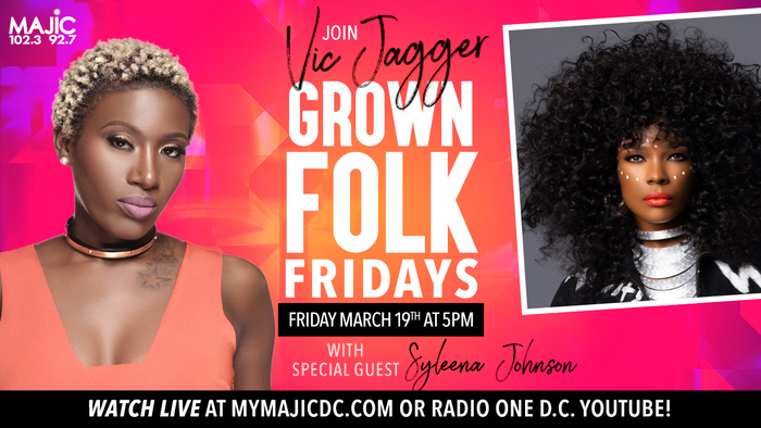 Grown Folk Fridays: Syleena Johnson