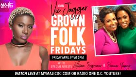 Grown Folk Fridays: Allison Seymour and Shawn Yancy