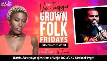 Grown Folk Fridays With Lil Duval